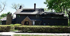 Jay Norwood and Genevieve Pendleton Darling House - Image: The Jay Norwood and Genevieve Pendleton Barling House