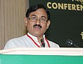 The Minister of State of Power, Shri Bharatsinh Solanki addressing the Conference of Power Ministers of States and UTs, in New Delhi on April 28, 2010.jpg