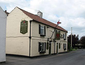 Holme-on-Spalding-Moor - The Olde Red Lion public house