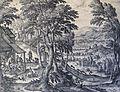 The Phillip Medhurst Picture Torah 133. Jacob and Esau. Genesis cap 25 vv 29&31. Borcht.jpg