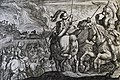 The Phillip Medhurst Picture Torah 374. The Israelites passing the Red Sea. Exodus cap 14 v 22. Tempestas Bible.jpg