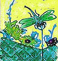 The Primitive Dragonfly. Graphic Art David S.. Soriano.jpg