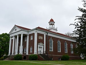 William Penn University - Spencer Memorial Chapel (1923)