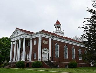 William Penn University - Spencer Memorial Chapel (1923)