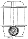 The Steam Turbine, 1911 - Fig 24b - Dynamo of 1884 section.png