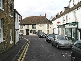 Sturry - Image: The Swan Inn, High Street, Sturry