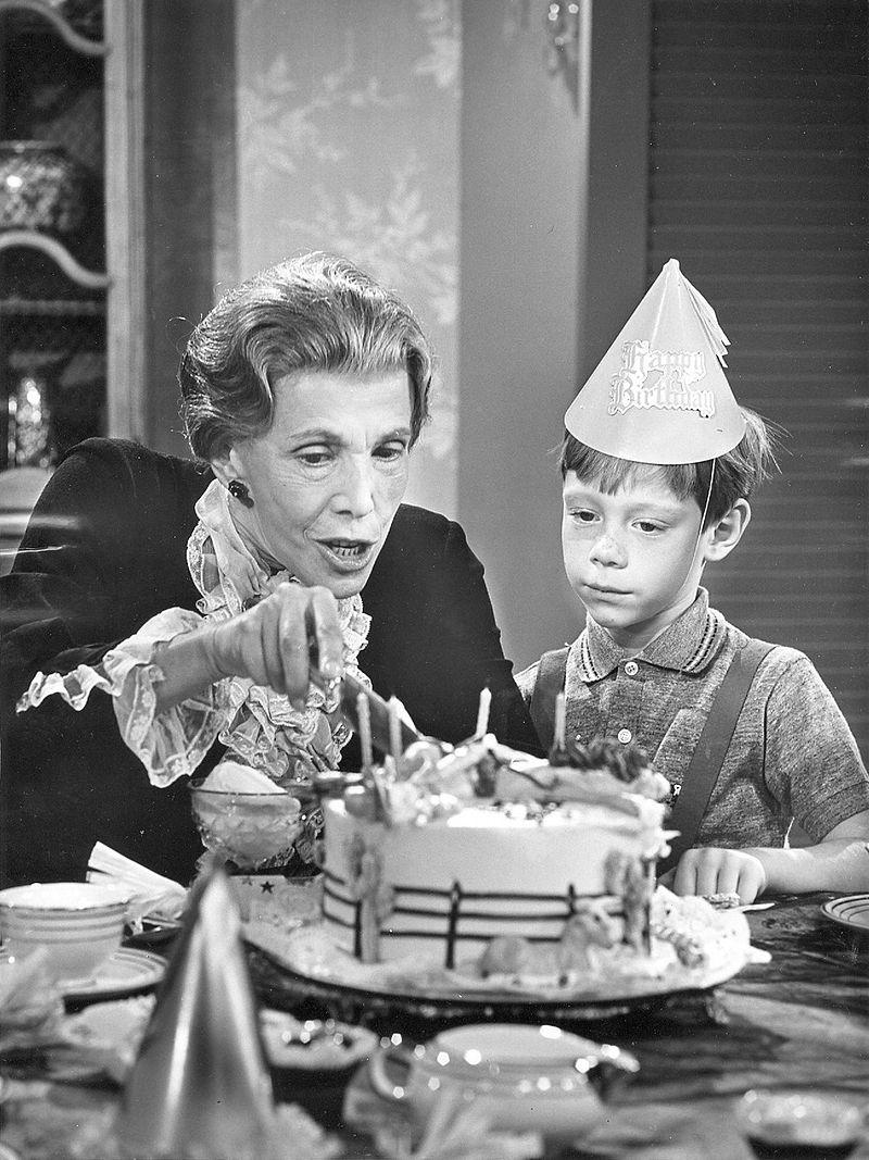 The Twilight Zone Lili Darvas Billy Mumy 1961.jpg