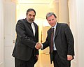 The UK Minister for Government Policy in the Cabinet Office Rt Hon Mr. Oliver Letwin MP meeting the Union Minister for Commerce & Industry, Shri Anand Sharma, Shri Anand Sharma, in London on June 25, 2013.jpg