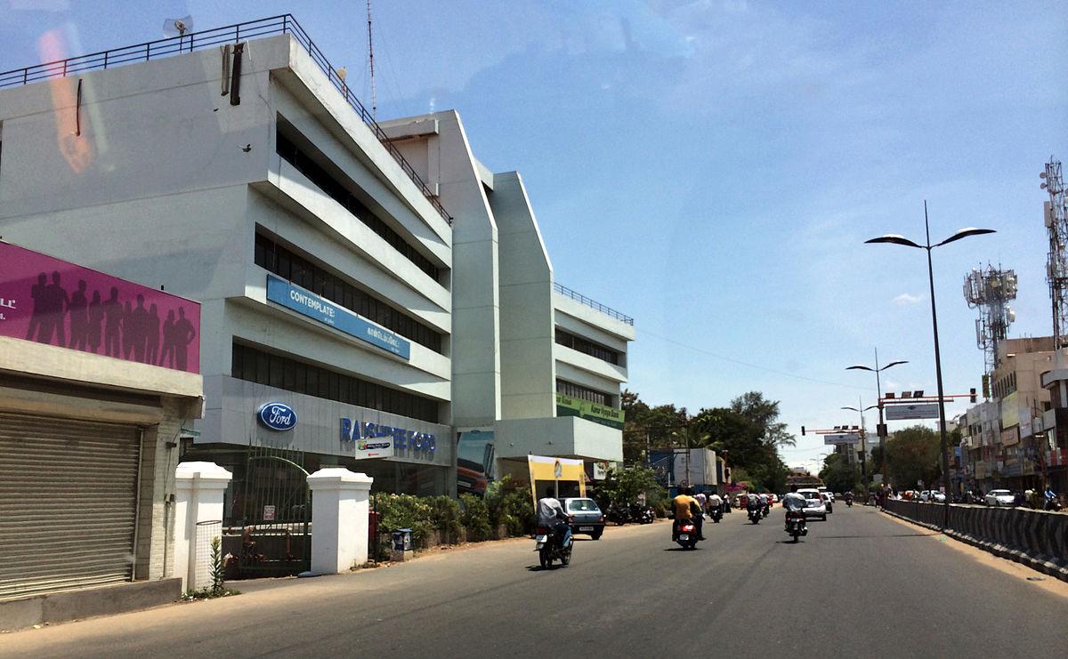 Avinashi Road, Coimbatore - Wikipedia