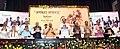 "The Vice President, Shri M. Venkaiah Naidu releasing the book titled ""Ankaha Lucknow"", authored by Shri Lalji Tandon, in Lucknow, Uttar Pradesh.JPG"