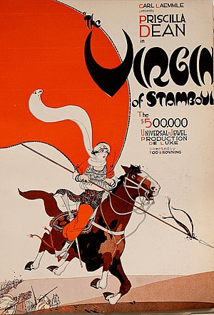 The Virgin of Stamboul - Film poster