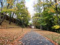 The cemetery on the slopes of Citadel in Warsaw - 01.jpg