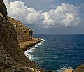 The coast. Arkasa, Karpathos Island, Greece.jpg