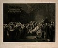 The death of William Pitt, Lord Chatham, in the Upper Chambe Wellcome V0006844.jpg