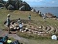 The maze near Long Point, St. Agnes - geograph.org.uk - 45041.jpg