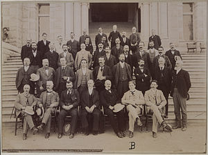 British Columbia general election, 1900 - Members of the Legislature of British Columbia, 1900