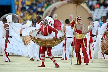 The opening ceremony of the FIFA World Cup 2014 25.jpg