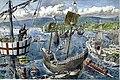 The port and fleet of Genoa, early 14th century.jpg