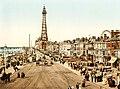 The promenade, Blackpool, Lancashire, England, ca. 1898.jpg