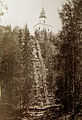 The staircase to the Ascension skete on Sekir Mountain.jpg
