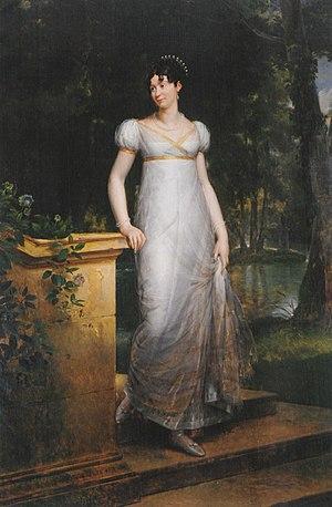 Duchess Therese of Mecklenburg-Strelitz - Image: Theresa of Mecklenburg Strelitz