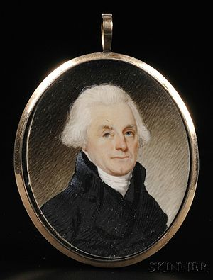 Robert Field (painter) - Image: Thomas Jefferson By Robert Field