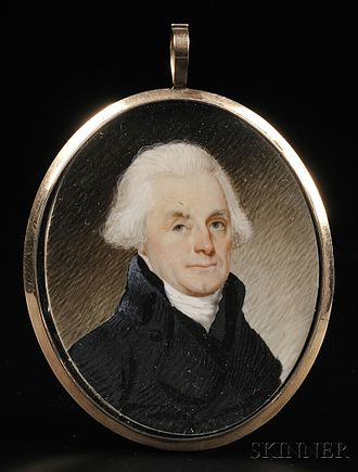 Robert Field (painter) - Image: Thomas Jefferson By Robert Field