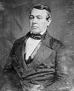 Thomas Corwin American politician