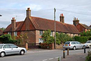 Thomas Turner (diarist) - Turner's house in East Hoathly
