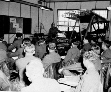 Flight Cadets in a ground class Thompson-Robbins Field - Ground Training Class.jpg
