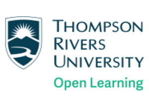Thompson Rivers University, Open Learning - TRU OL Logo