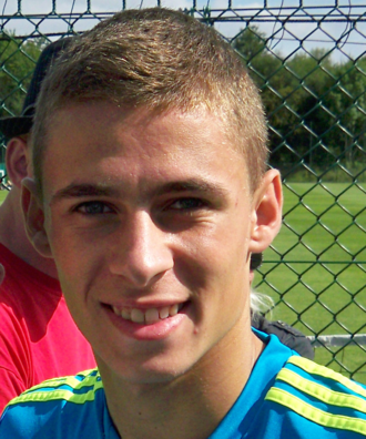 Thorgan Hazard - Hazard with Lens in 2011
