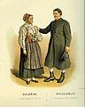 Thulstrup, Nordiska Drägter (1895) pl007 Leksands socken, Dalarna.jpg
