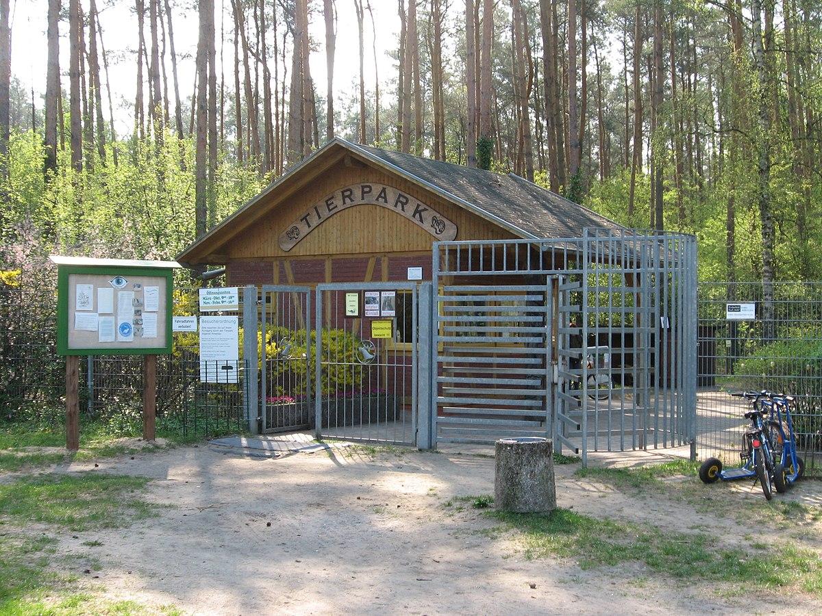 Zoo Und Angelwelt Perleberg