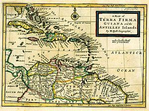 Province of Tierra Firme - Image: Tierra Firme