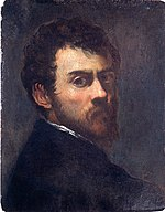 TINTORETTO - Self-Portrait as a Young Man
