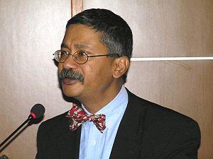 Tipu Aziz - Aziz at University Malaya Medical Centre in November 2004