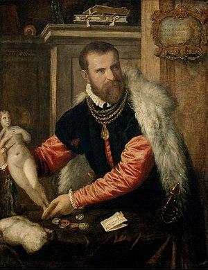 Jacopo Strada - Image: Tizian 067