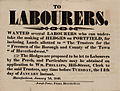 To Labourers poster 1840.jpg