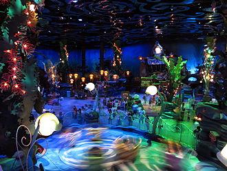 Mermaid Lagoon (Tokyo DisneySea) - Mermaid Lagoon Interior