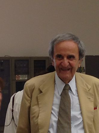 Tomás Maldonado - Maldonado in Milan in 2014