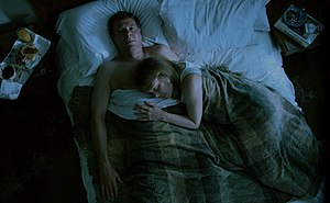 In the Bedroom - Wilkinson and Spacek in Field's In the Bedroom (2001).