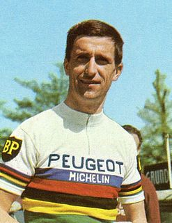 Tom Simpson British cyclist