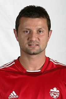 Tomasz Radzinski Canadian footballer
