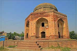 Bahadur Khan - Tomb of Nawab Bahadur Khan