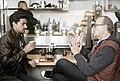 Tony conrad & mamoon hamid (15177866446).jpg
