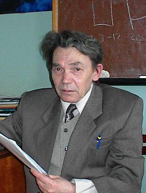 Victor Andreevich Toponogov