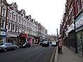 Topsfield Parade (left) Tottenham Lane, Crouch End - geograph.org.uk - 1098900.jpg