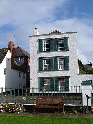 Topsham, Devon - Image: Topsham museum