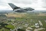 Tornado GR4 Over RAF Lossiemouth MOD 45150789.jpg